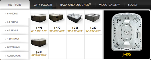 Introducing Jacuzzi Hot Tub's Dramatic New Look & Feel | Ninthlink ...