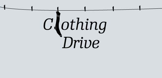 Clothing Drive for the Salvation Army | Ninthlink