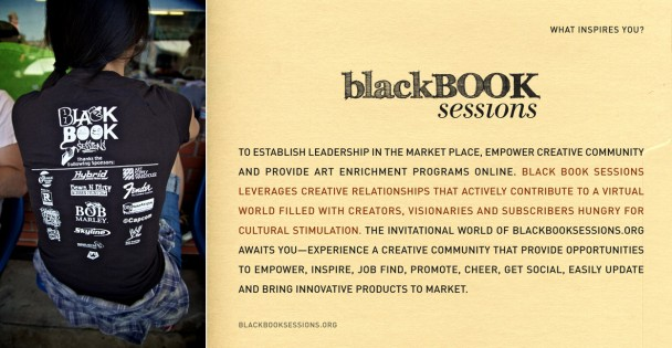 Black Book Sessions Mission to Help Schools
