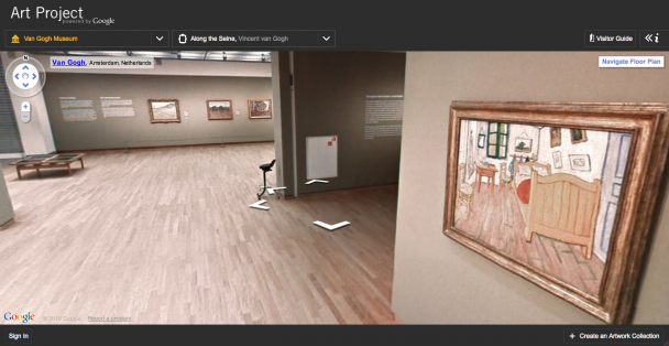 Checkout the Google Art Project