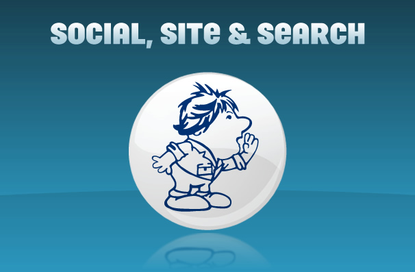 Social Site Amp Search Ninthlink Does It All For Bill Howe