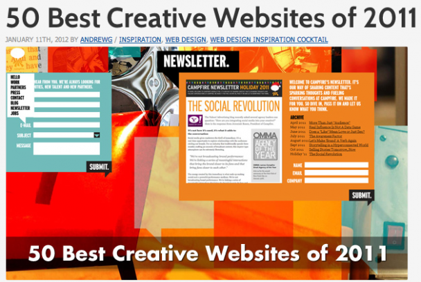 50 Best Websites of 2011