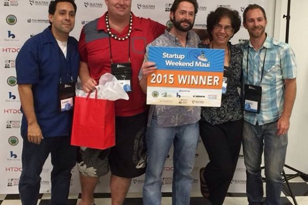 On of our own wins big at a start up competition.